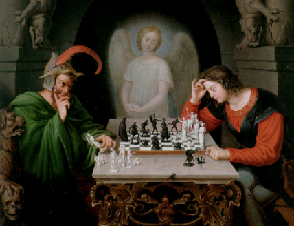 Checkmate-Painting